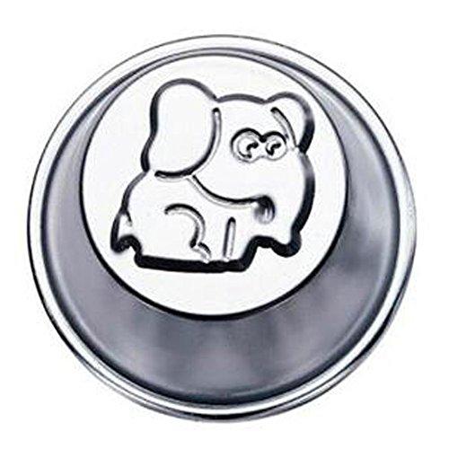 Alien Storehouse Schöne Cartoon Tier Sternzeichen Mode Kuchenform, Einfach Nonstick Backformen, Elefant