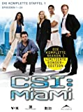 CSI: Miami - Die komplette Season 1 (6 DVDs) - David Caruso