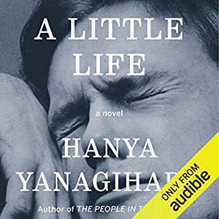 A Little Life audiobook cover art