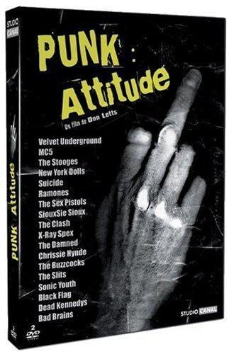 Punk : Attitude [Francia] [DVD]