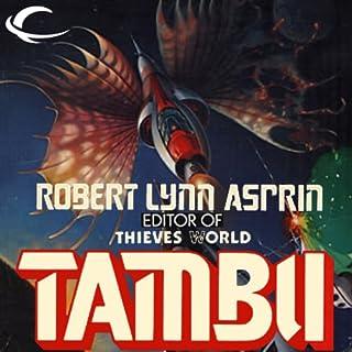 Tambu audiobook cover art