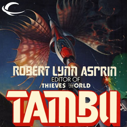 Tambu audiobook cover art