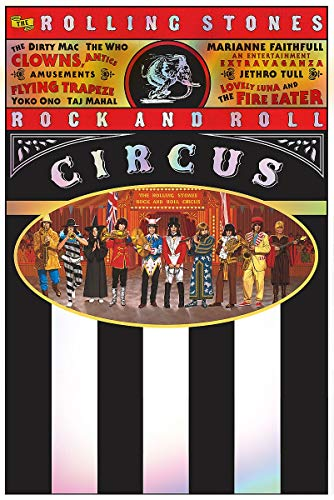 Rolling Stones - Rock And Roll Circus DVD