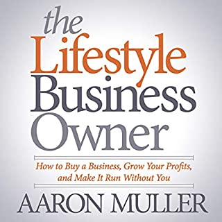 The Lifestyle Business Owner cover art