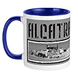 CafePress Alcatraz T Shirts Mug Unique Coffee Mug, Coffee Cup