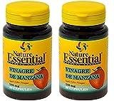 Nature Essential Vinagre de Manzana - 50 Cápsulas (Pack 2 u.)