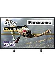 パナソニック 49V型 4Kチューナー內蔵 液晶 テレビ VIERA TH-49GX500 IPSパネル