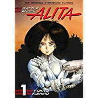 Battle Angel Alita Vol. 1 (English Edition)