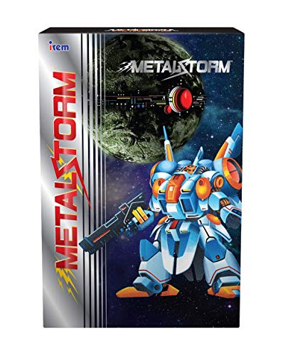 Retro-Bit Metal Storm Edition Standard pour Nintendo NES [Importación francesa]