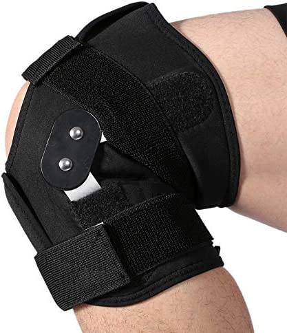 QYLLXSYY 2 Pcs Outdoor Adjustable Brace safety Knee Pad Protect High material Support