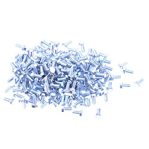 Vis M5 10 mm six pans 200 Set