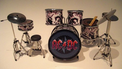 Rock Guitar Miniatures -   RGM301 AC/DC