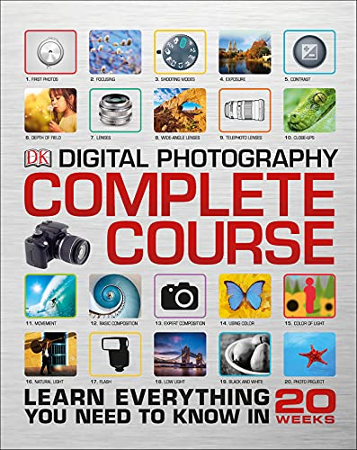 Compare Textbook Prices for Digital Photography Complete Course: Learn Everything You Need to Know in 20 Weeks Reissue Edition ISBN 9781465436078 by David Taylor
