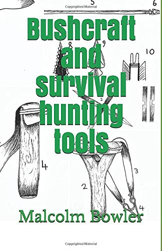 Bushcraft and survival hunting tools