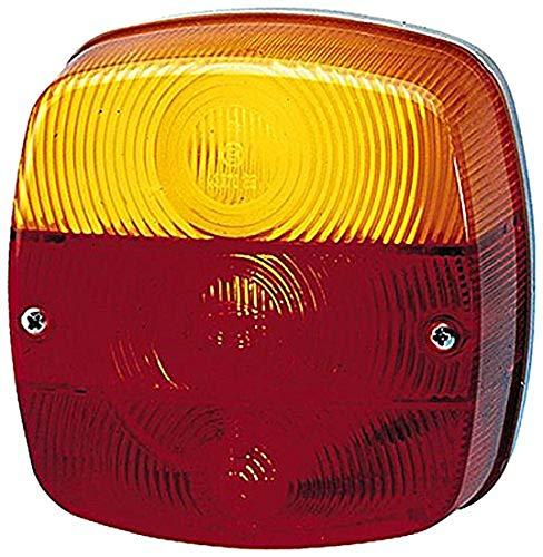 HELLA 9EL 146 491-001 Lichtscheibe, Heckleuchte - P21W/R10W - Einbauort: links/rechts