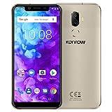 Konrow Must Smartphone Débloqué (5,85 pouces, 64Go, 4Go de Ram, Double...