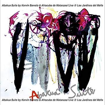 Abakua Suite By Kervin Barreto & Afrocuba de Matanzas (Live at Los Jardines del Mella)