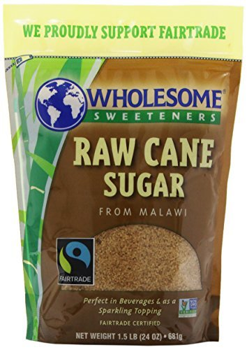Wholesome Sweeteners Super sale period limited Sugar Ftc 4 years warranty Cane Raw