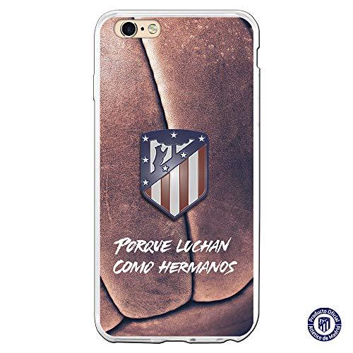 Atlético de Madrid Carcasa Luchan como Hermanos para iPhone 6 Plus - 6S Plus