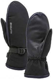 EODNSOFN 1 paire gants de ski complets doigts gants chauffants mitaines écran tactile étanche chauffage électrique muts ga...