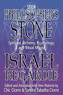 The Philosopher's Stone: Spiritual Alchemy, Psychology, and Ritual Magic (English Edition)