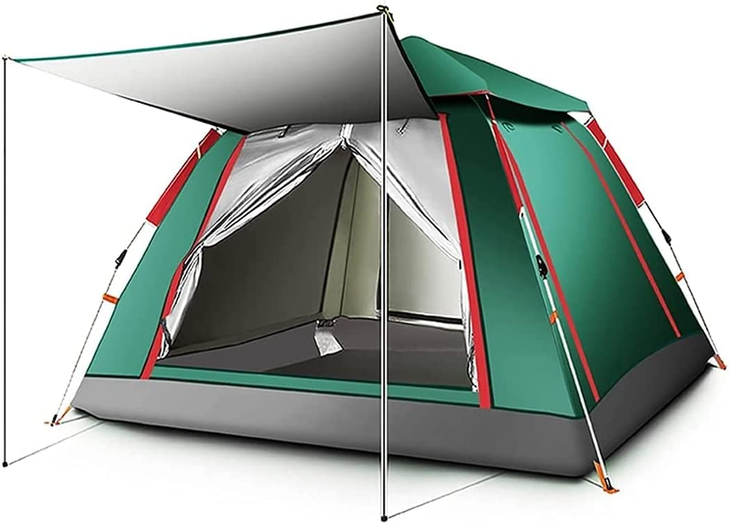 AIMCAE Outdoor Free shipping on posting reviews Tent Colorado Springs Mall Large 5-8 O Camping People Home
