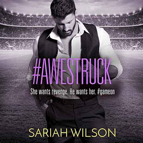 #Awestruck audiobook cover art