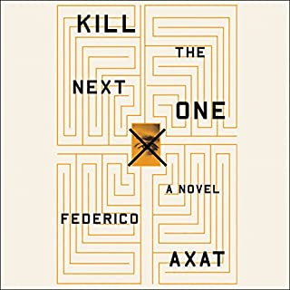Kill the Next One audiobook cover art