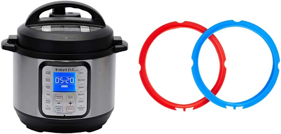 Max 77% OFF Instant Pot Jacksonville Mall Duo Plus Mini 9-in-1 Electric Qua Cooker 3 Pressure