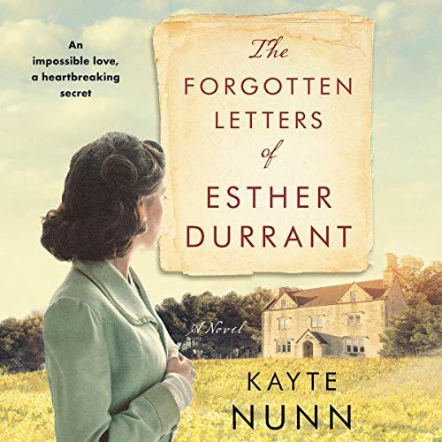 Couverture de The Forgotten Letters of Esther Durrant
