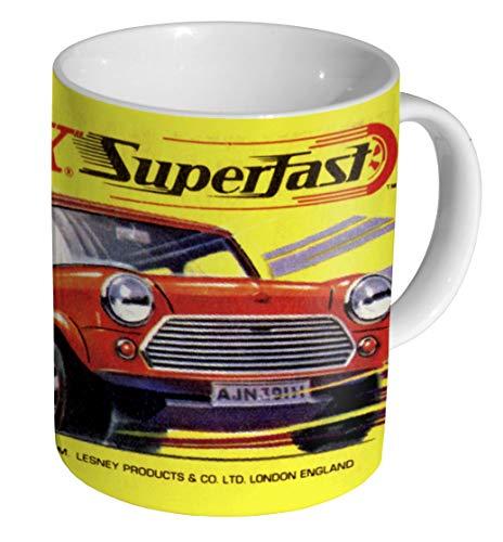 Matchbox Superfast 29 Mini-Kaffeetasse aus Keramik