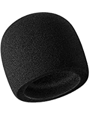 EJT Mic Cover Foam Microphone Windscreen-Made of High Density Foam and Blue Yeti Inverted mold technology