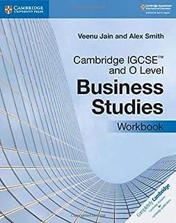 Cambridge IGCSE™ and O Level Business Studies Workbook