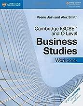 Cambridge IGCSE(TM) and O Level Business Studies Workbook (Cambridge International IGCSE)