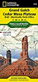 Grand Gulch, Cedar Mesa Plateau [BLM - Monticello Field Office] (National Geographic Trails Illustrated Map, 706)