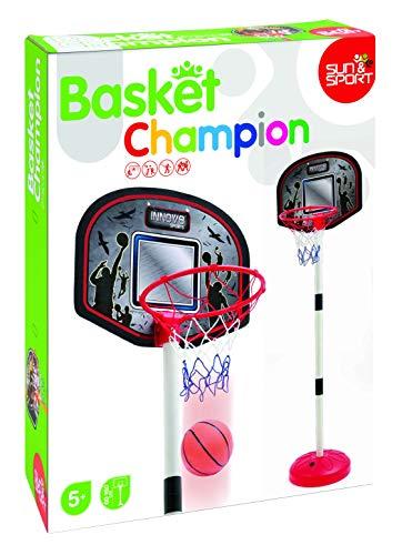 Sun And Sport - Panneau De Basket Sur Pied Plastique