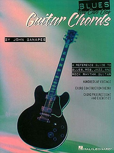 Blues You Can Use Guitar Chords: Songbook für Gitarre
