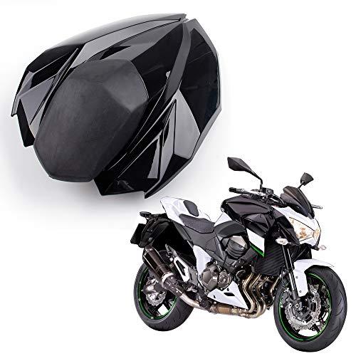 Artudatech Motocicleta Funda para Asiento Trasero Carenado, Moto Rear Seat Cowl Moto Colin para KAWASA-KI Z800 Z 800 2012 2013 2014 2015