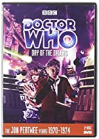 Doctor Who: Day of the Daleks [DVD]
