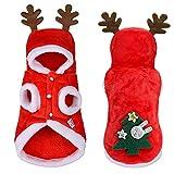 Ropa de Mascotas de Navidad, Disfraz de Perro, Viernes de Navidad para PET CAT ACCESORIOS Diseñados con Tema de Navidad