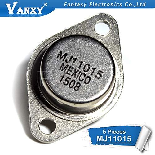 5pcs MJ11015G TO-3 MJ11015 11015G nouveau et original