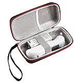 Shucase Tasche für Braun ThermoScan 7 Infrarot Ohrthermometer IRT6520