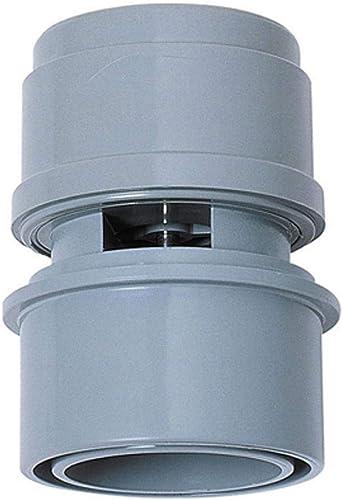 Wirquin 79015002 Anti-Vide Droit pour Tube, Gris