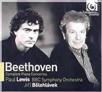 Beethoven: Piano Concertos Nos.1-5 by Paul Lewis (2010-08-10)