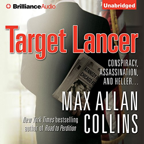 Target Lancer audiobook cover art