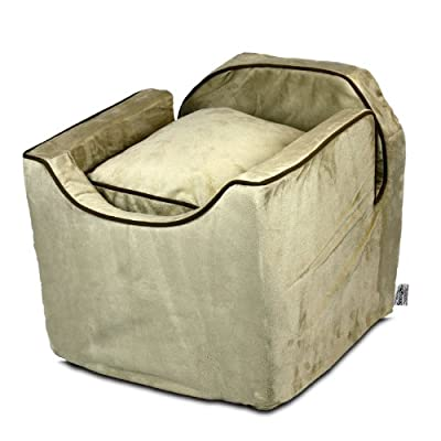 Snoozer Medium Luxury Lookout Car Seat, Buckskin and Java