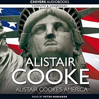 Alistair Cooke's America cover art