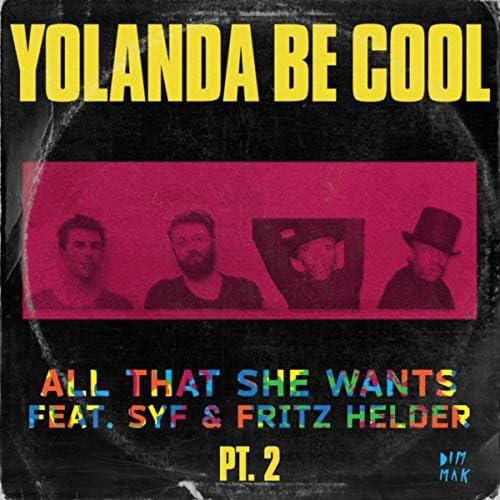 Yolanda Be Cool feat. SYF & Fritz Helder