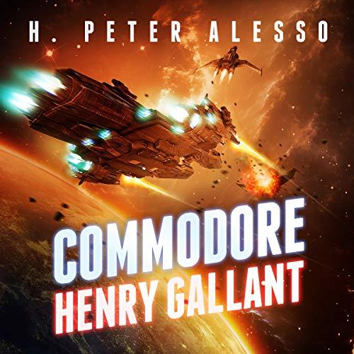 Couverture de Commodore Henry Gallant