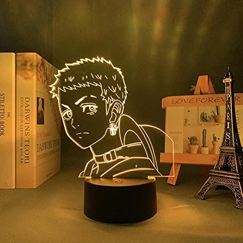 LED Light Anime Tokyo Revengers Mitsuya per bambini Decorazione camera da letto Regalo di compleanno...